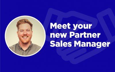 Partner Blog – Meet your new Partner Sales Manager